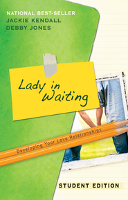 Lady in Waiting Student Edition - eBook  -     By: Jackie Kendall, Debby Jones