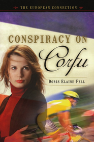 Conspiracy on Corfu, Conspiracy Connection Series   -     By: Doris Elaine Fell