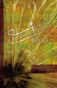 NIV Starting Point Bible: Find Your Place in the Story / Special edition - eBook  -     By: Zondervan