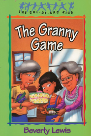 Granny Game, The - eBook  -     By: Beverly Lewis