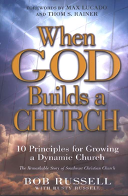 When God Builds a Church    -     By: Bob Russell