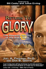 Return To Glory: The Powerful Stirring of the Black Race - eBook  -     By: Joel Freeman