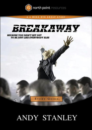 Breakaway Study Guide - eBook  -     By: Andy Stanley