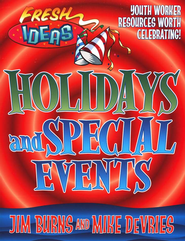 Fresh  Ideas 12: Holidays and Special Events  -     By: Jim Burns