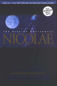 Nicolae, Left Behind Series #3, Paperback  - Slightly Imperfect  -