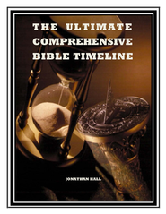 The Ultimate Comprehensive Bible Timeline - eBook  -     By: Jonathan Hall
