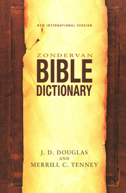 Zondervan Bible Dictionary    -     By: J.D. Douglas, Merrill C. Tenney