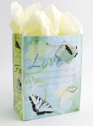 Love Gift Bag, Large   -