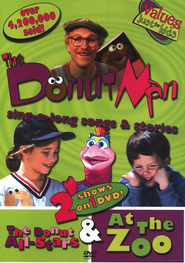 The Donut Man: The Donut All-Stars & At The Zoo, DVD   -