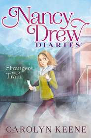 Strangers on a Train - eBook  -     By: Carolyn Keene