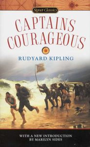 Captains Courageous   -     By: Rudyard Kipling, Marilyn Sides