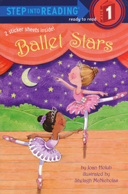 Ballet Stars - eBook  -     By: Joan Holub