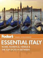 Fodor's Essential Italy - eBook  -     By: Fodor's