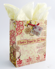 I Said A Prayer Gift Bag, Medium   -