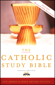 The New American Catholic Study Bible, Second Edition  - Slightly Imperfect  -     Edited By: Donald Senior, John J. Collins     By: Edited by Donald Senior & John J. Collins