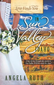 Love Finds You in Sun Valley, Idaho - eBook  -     By: Angela Ruth