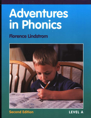 Adventures in Phonics, Level A (Grade K)    -