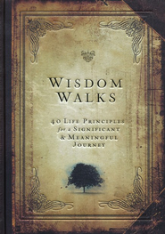 Wisdom Walks: 40 Life Principles for a Meaningful and Significant Journey - eBook  -     By: Dan Britton, Jimmy Page