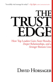 The Trust Edge - eBook  -     By: David Horsager