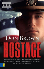 Hostage - eBook  -     By: Don Brown