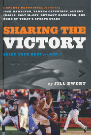 Sharing the Victory - eBook  -     By: Jill Ewert