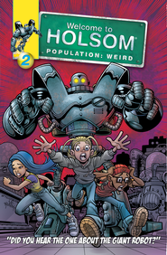 Did You Hear The One About The Giant Robot? - eBook  -