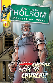 Chopax Goes To Church!? - eBook  -