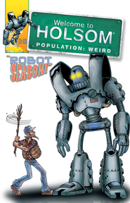 Robot Season! - eBook  -