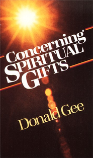Concerning Spiritual Gifts - eBook  -     By: Donald Gee
