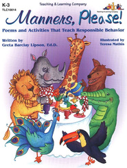 Manners, Please! (Grades K to 3)                                                       -     By: Greta Barclay Lipson