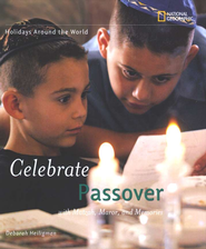 Holidays Around the World: Celebrate Passover: with Matzah, Maror, and Memories  -     By: Deborah Heiligman