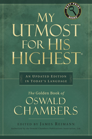 My Utmost for His Highest, Large Print   -     By: Oswald Chambers