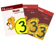 Horizons Math, Grade 3, Complete Set   -