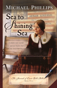 Sea to Shining Sea - eBook  -     By: Michael Phillips