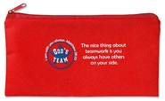 God's Team Zippered Pencil Case   -