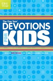 The One Year Devotions for Kids #1 - eBook  -
