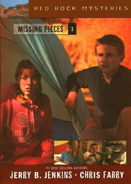 Red Rock Mysteries #3: Missing Pieces   -              By: Jerry B. Jenkins, Chris Fabry