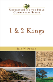 1 and 2 Kings - eBook  -     By: Iain W. Provan