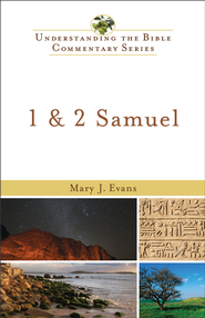 1 and 2 Samuel - eBook  -     By: Mary J. Evans
