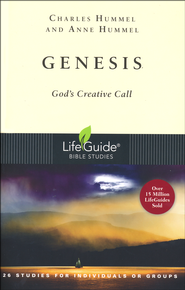 Genesis: God's Creative Call LifeGuide Scripture Studies  -     By: Charles E. Hummel, Anne Hummel