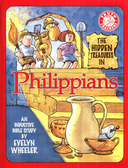 The Hidden Treasures in Philippians   -              By: Evelyn Wheeler