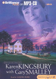 Reunion, Redemption Series #5 Audiobook on MP3-CD  -     By: Karen Kingsbury