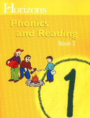 Horizons Phonics & Reading, Grade 1, Student Workbook 2   -