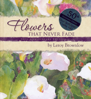 Flowers That Never Fade Gift Book    -