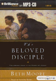 The Beloved Disciple Abridged MP3-CD   -     By: Beth Moore
