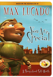Max Lucado's Wemmicks #1: You Are Special, DVD   -     By: Max Lucado
