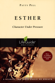 Esther: LifeGuide Bible Studies, Revised Edition  -     By: Patty Pell