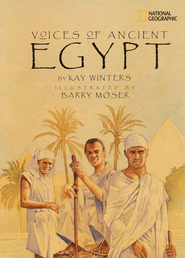 Voices of Ancient Egypt  -     By: Kay Winters