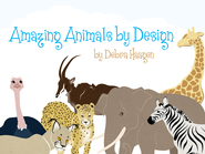 Amazing Animals by Design - eBook  -     By: Debra Haagen