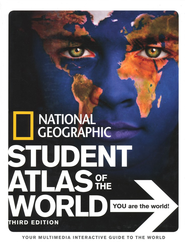 National Geographic Student World Atlas, Third Edition   -